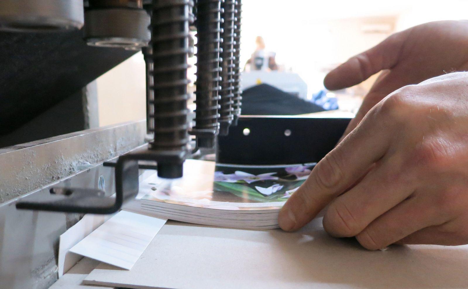 мы Используем бумагу и краски только европейских производителей