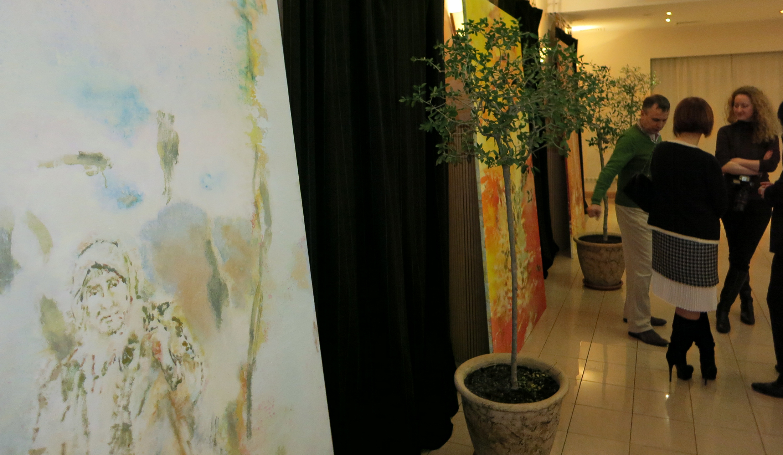 Картины украинских художников покажут в Нью-Йорке