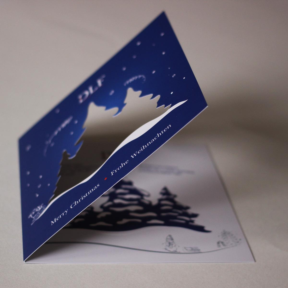 Печать открыток типография huss