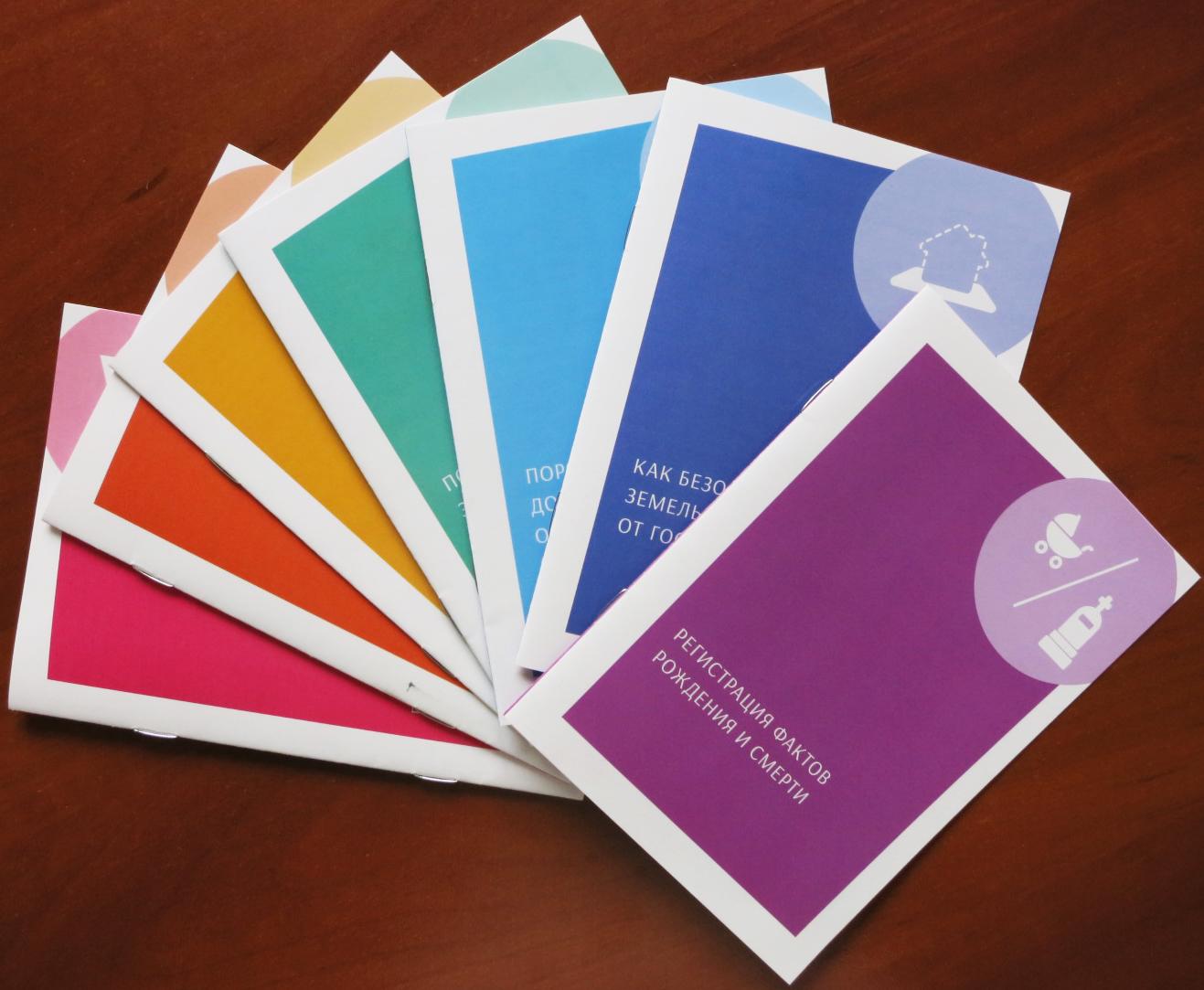 брошюры восток-сос от типографии huss