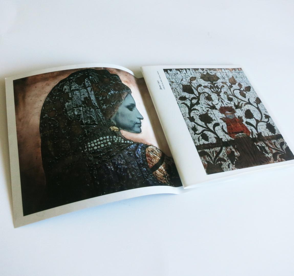 буклеты от типографии huss
