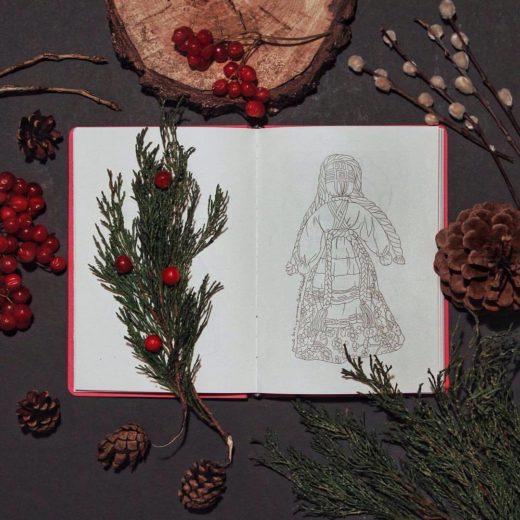 Раскраски Зои Орловой, издательство ArtHuss