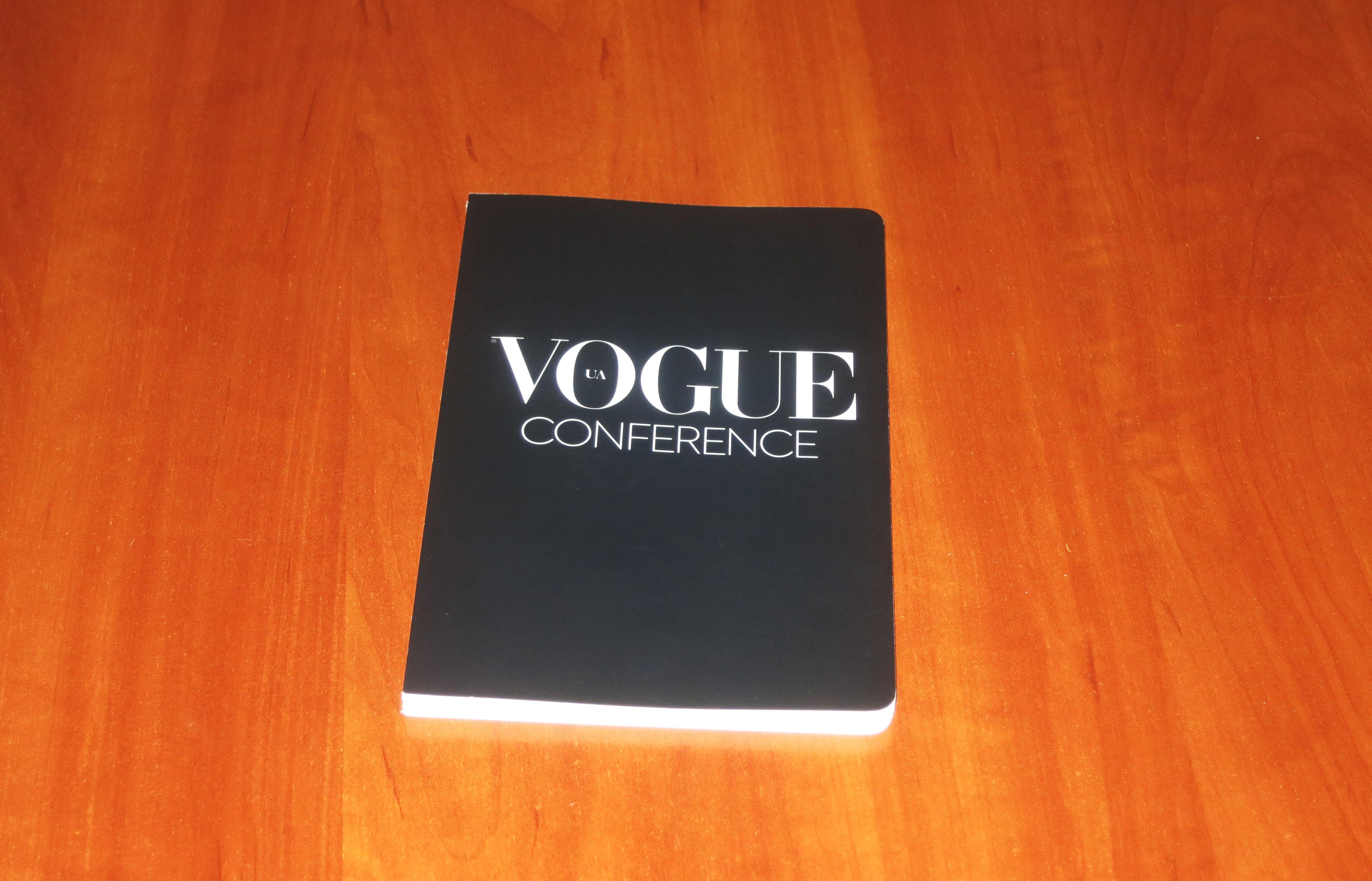 Блокноты Vogue - фото 1