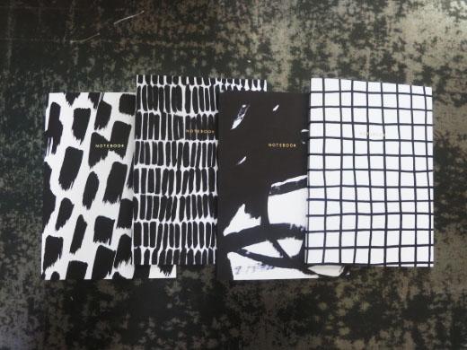 Блокноты Black & White - фото 1