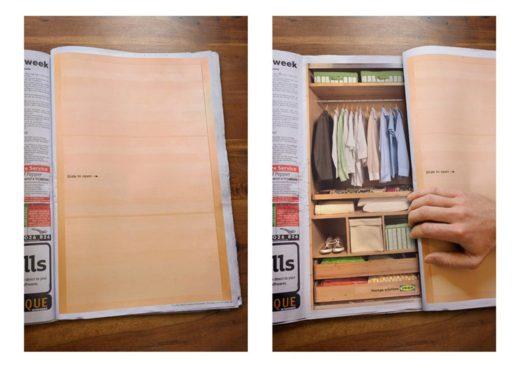 10. Выдвижные двери IKEA