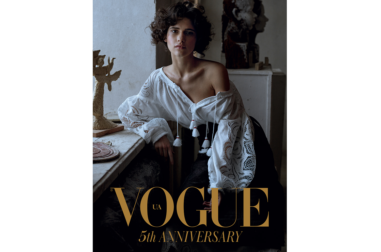 Ukraine in Vogue - фото 1