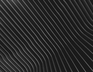 Чёрно-белая печать в типографии Huss