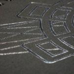 Блокноты с тиснением для ISPO