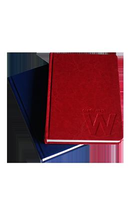 Печать ежедневников | Фамильная типография Huss