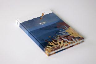 Блокноты-артбуки «Море»