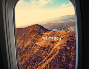 В Голливуд возвращается тренд печати рекламной полиграфии