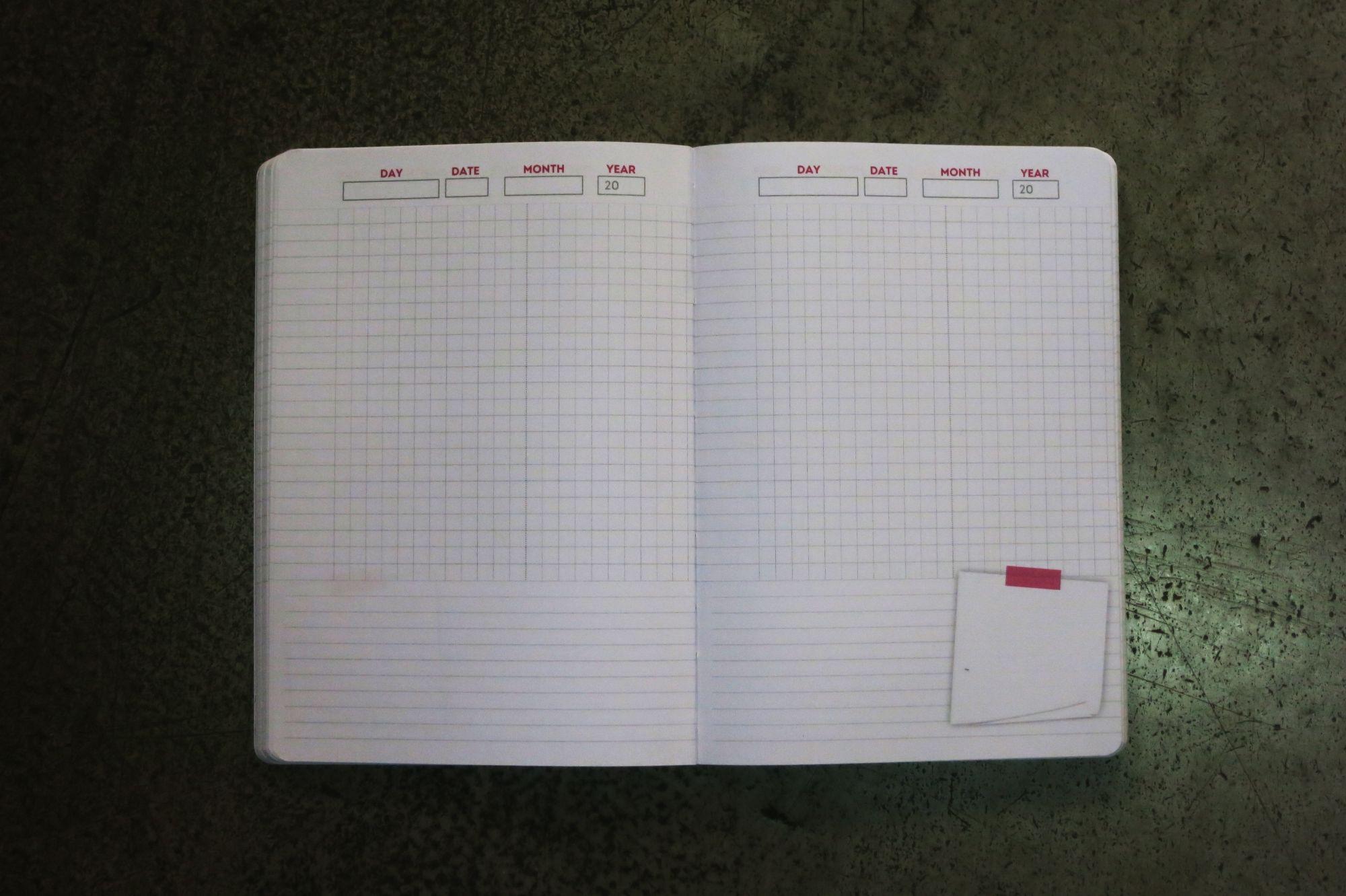 Блокноты с интегральной обложкой