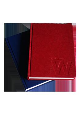 Печать ежедневников (записных книжек)