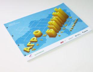 Как выбрать типографию для печати годовых отчетов