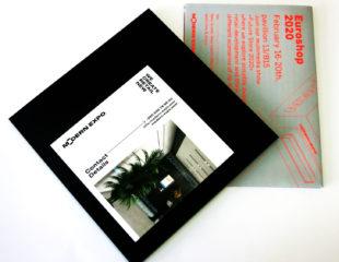 Каталоги, буклеты и карта-схема Modern Еxpo