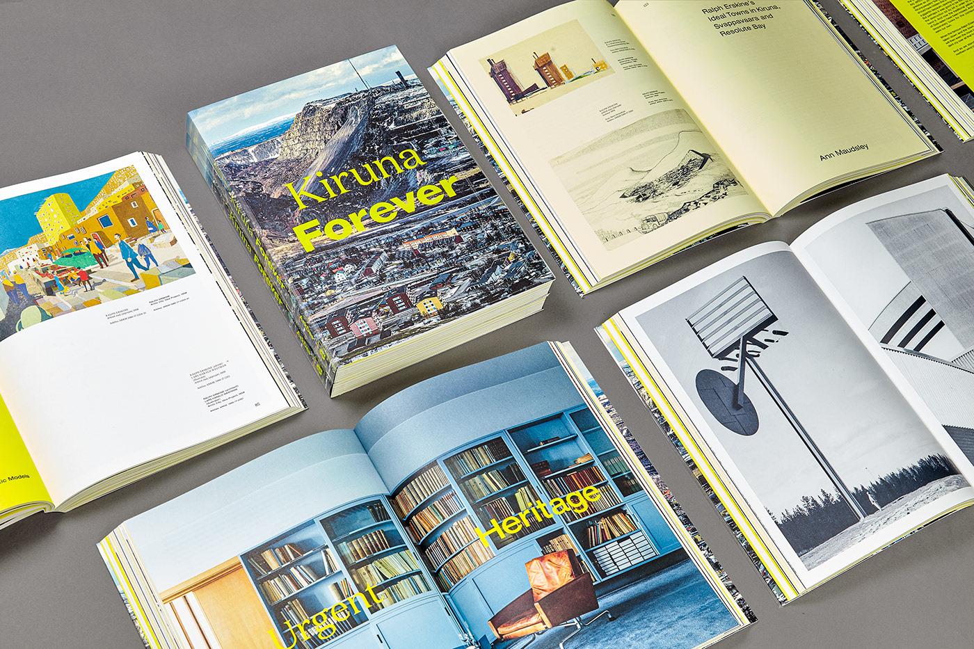 Каталог для выставки архитектуры и дизайна