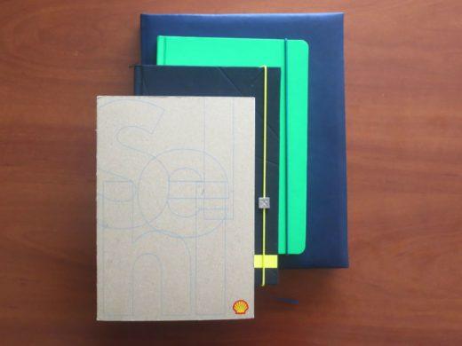 блокноты - твердая обложка