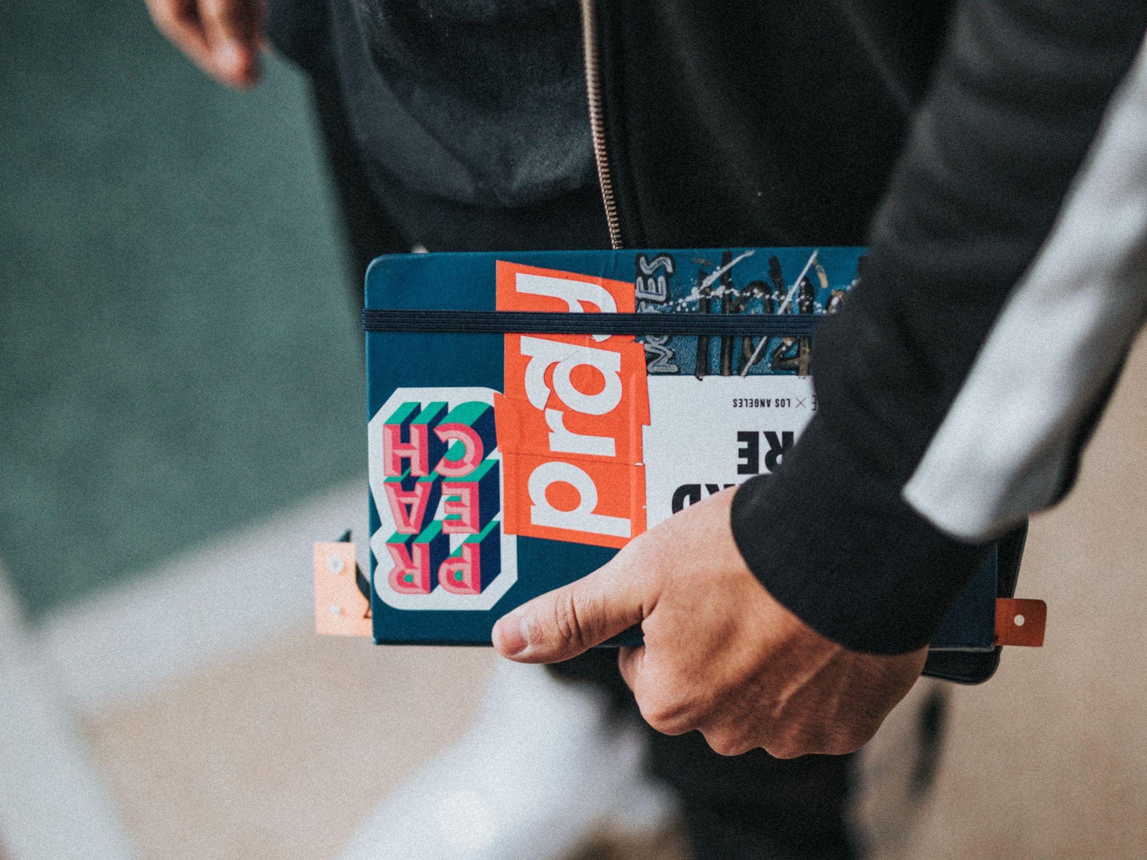 Самые популярные блокноты на заказ для ежедневного использования