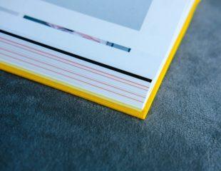 Типы креплений для печати книг, блокнотов и каталогов